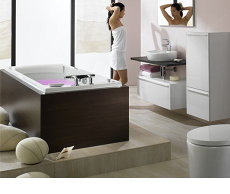 Collection salle de bain jacob delafon promodar l o on for Ove salle de bain