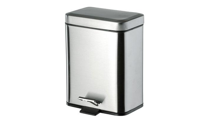 Poubelle salle de bain rb505 promodar l o on se ressource - Poubelle salle de bain bois ...