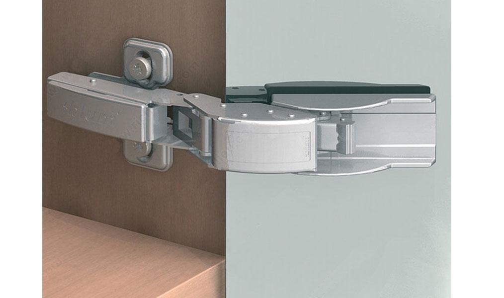 charni re cristallo blum 125 promodar l o on se ressource. Black Bedroom Furniture Sets. Home Design Ideas